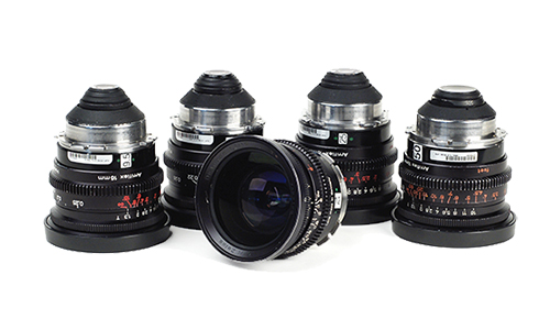 Location Prime Lenses 16mm