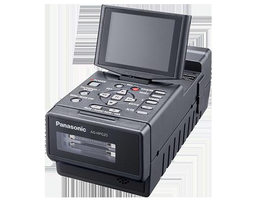 Lecture des Carte P2 Panasonic