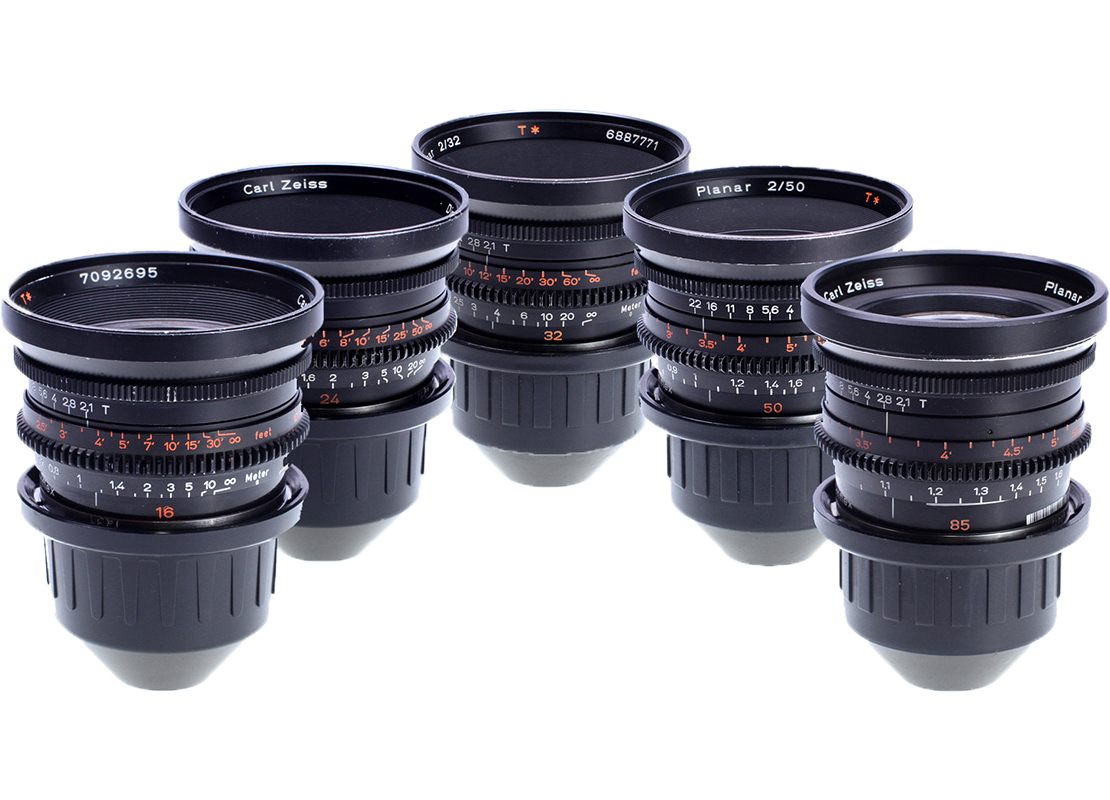 Montreal Cinema Lenses