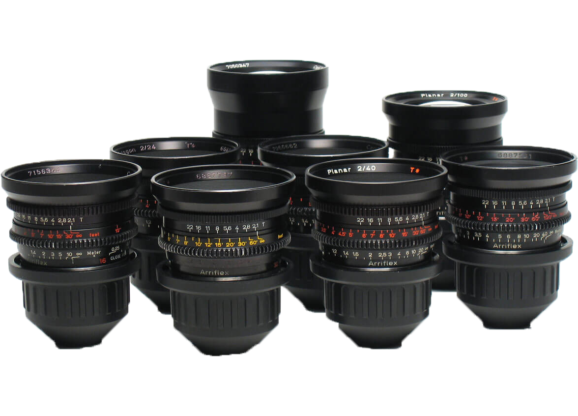 Location Prime Lenses