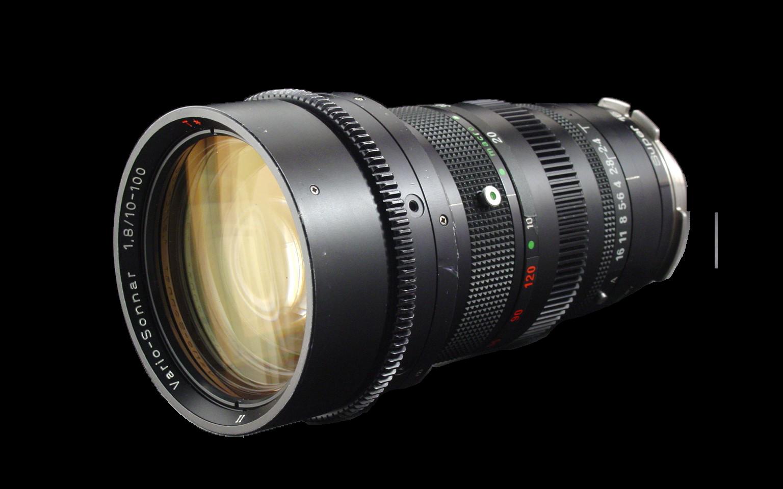 Location Zoom Lenses Micro four-third