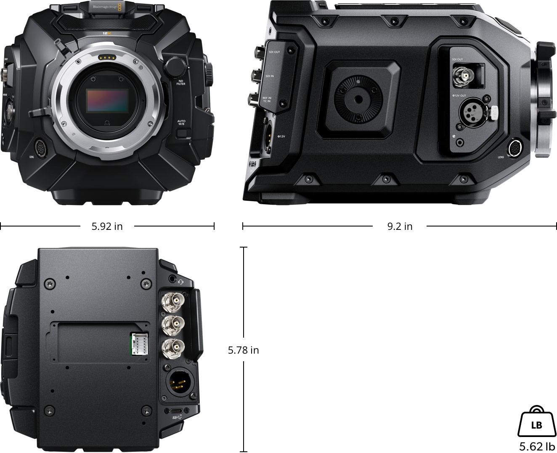 Blackmagic URSA Mini Pro 12K Montreal